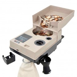 Cassida C500 Coin Counter and Off-Sorter