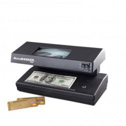 AccuBanker D66 Banker Pro Counterfeit Detector UV/WM/MG/MP