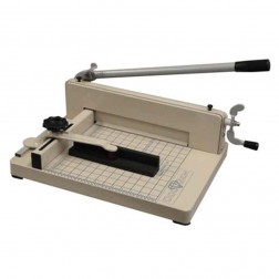 "DocuGem 40CUT-R125 12.5"" Ream Paper Cutter"