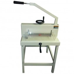 "DocuGem 40CUT-R1700 17.5"" Ream Cutter With Floor Stand"