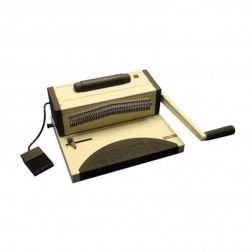 DocuGem 9640 4:1 Coil Binding Machine