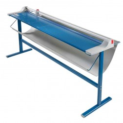 """Dahle 472s Premium Series 72"""" Large Format Rotary Rolling Trimmer with Stand"""