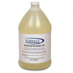 Formax Shredder Cutting Head Lubricating Oil 8000-20