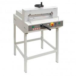 """Formax Cut-True 22S Electric 16.9"""" Paper Cutter"""