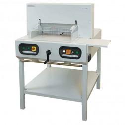 """Formax Cut-True 27S Semi-Automatic 18.9"""" Stack Paper Cutter"""