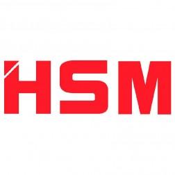 HSM Signature Series DuraFlex Shred Console Cherry