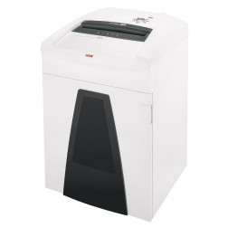 HSM SECURIO P40s 1/4  Strip Cut Shredder