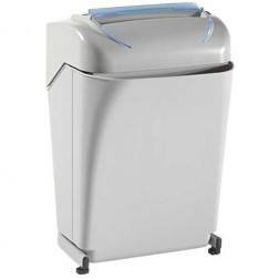 "Kobra 240 C4 Medium Volume Office 1/8"" x1-1/8"" Cross Cut Shredder"