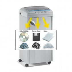 "Kobra 300 SS4 1/8"" StripCut Multimedia professional shredder"