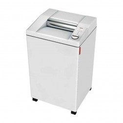 "MBM Destroyit 2503 3/16"" Cross Cut Shredder"