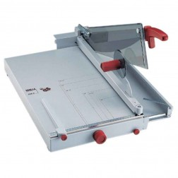 "MBM 1071 Triumph Ideal 28 1/2"" Lever Style Tabletop Guillotine Trimmer"