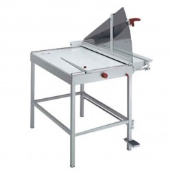 "MBM 1080 Triumph Ideal  31 1/2""  Large Format Floor Model Lever Style Guillotine Trimmer"