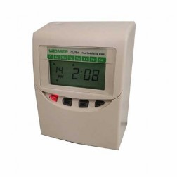 Widmer N24-7 NON Totalizing Time Clock
