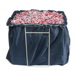 HSM Reusable Nylon shred bag, fits 225, B32, B34