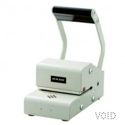 Widmer PV20-SP Manual Mini Perforator for DMV - VOID