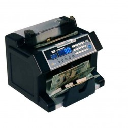 Royal Sovereign Currency Counter Counterfeit Detection RBC-3100