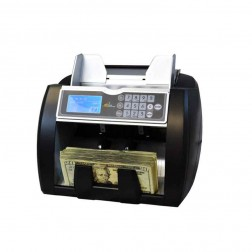 Royal Sovereign High Speed Currency Counter with Counterfeit Detection RBC-5000