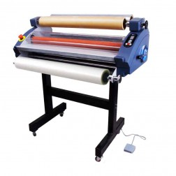 "Royal Sovereign 32"" Cold Pressure Sensitive Roll Laminator RSC820CLS"
