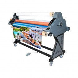 "Royal Sovereign 55"" Cold Pressure Sensitive Wide Format Roll Laminator RSC1402CW"