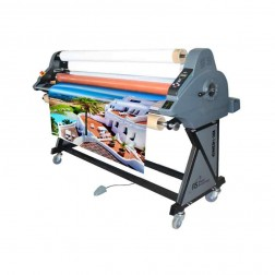 "Royal Sovereign 55"" Heat Assist Top Roller Wide Format Roll Laminator RSC1402HW"