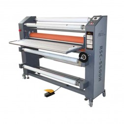"Royal Sovereign 55"" Heat Assist Top Roller Wide Format Roll Laminator RSC5500H"