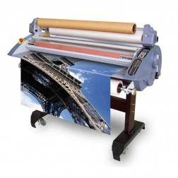 "Royal Sovereign 45"" Dual Thermal and Cold Pressure Sensitive Roll Laminator RSH1151"