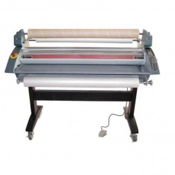 "Royal Sovereign 65"" Dual Thermal and Cold Pressure Sensitive Roll Laminator RSH1651"