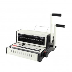 Tamerica Omegawire-321 Manual Wire Punch and Bind Machine
