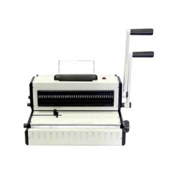 Tamerica Opticombo-341 Coil Punch Binding Machine