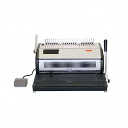 Tamerica Versabind-Ei 4-in-1 Electric Punch and Manual Binder