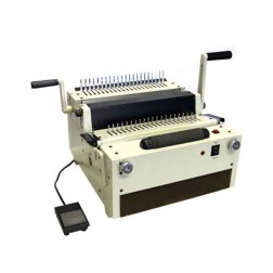 Tamerica Omega-4in1 Electric Binding Machine With 4 dies