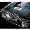 Kobra 310 TS HS6 High Security Large Office Shredder W/Auto Oiler