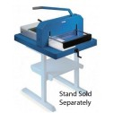 """Dahle 846 Heavy Duty 16 7/8"""" Guillotine Style Stack Cutter"""