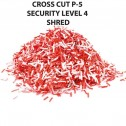 HSM SECURIO AF300c Cross Cut Shredder
