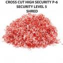 HSM 225.2L6 Cross Cut Shredder Auto Oiler