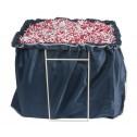 HSM Reusable Nylon shred bag, fits 225, B32, B34