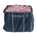 HSM Reusable Nylon shred bag, fits 108, 125.2