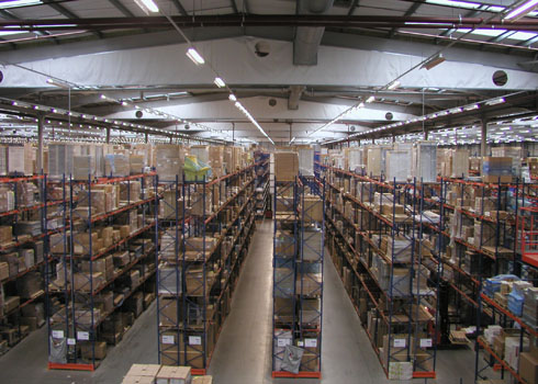 iBuy Stores Warehouse